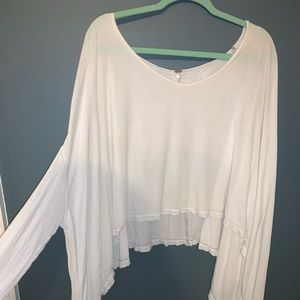 Free People loose Blouse